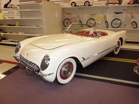 1954 Chevrolet Corvette for sale at MUSCLE CAR CITY LLC in Punta Gorda FL
