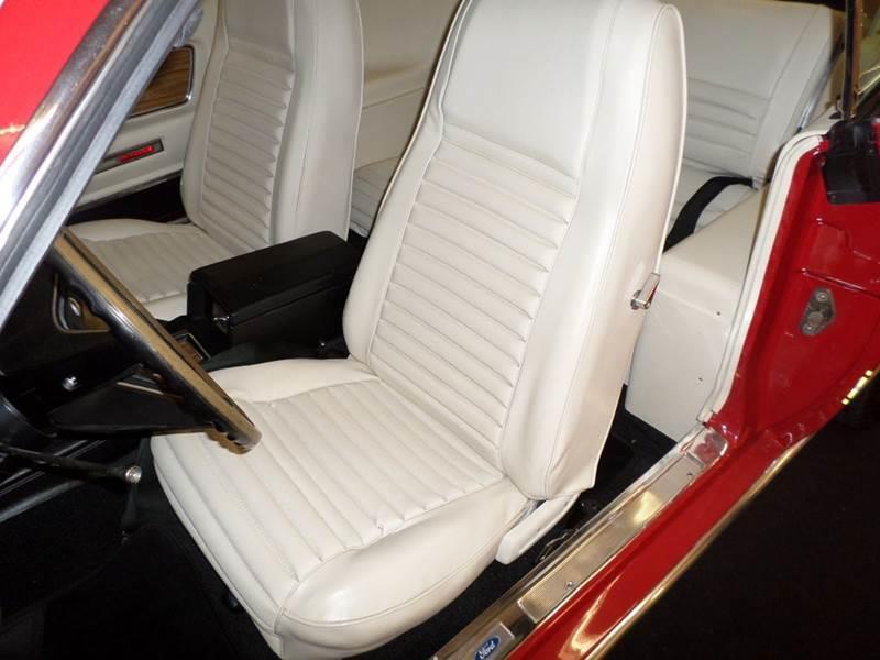 1969 Ford Mustang Mach I 428 CJ - Punta Gorda FL