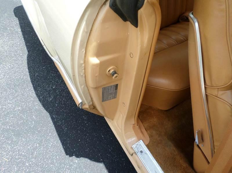 1979 Ford Thunderbird deluxe - Punta Gorda FL