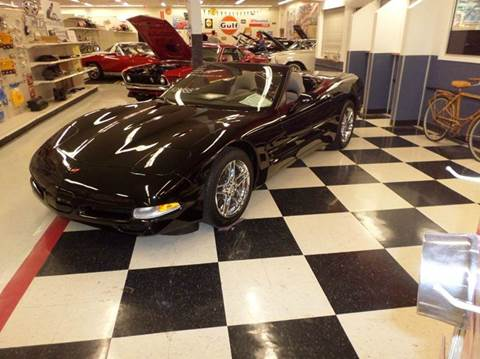 2002 Chevrolet Corvette for sale at MUSCLE CAR CITY LLC in Punta Gorda FL