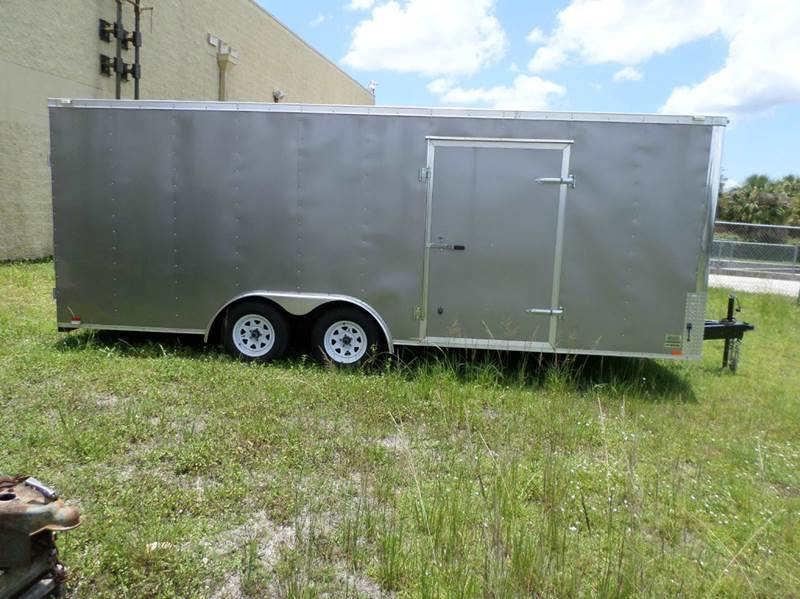 2015 Team Spirit 20 ft. enclosed ramp door - Punta Gorda FL