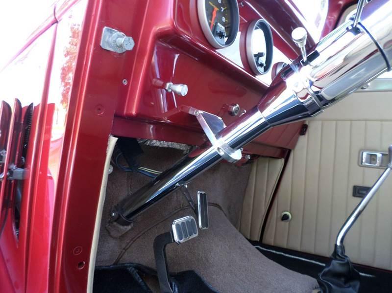 1933 Willys 77 coupe  - Punta Gorda FL