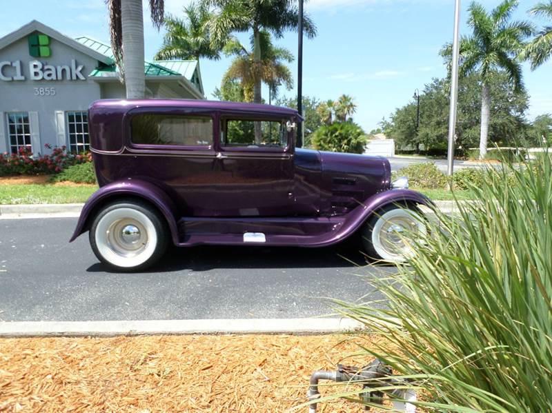 1929 Chevrolet Street Rod  - Punta Gorda FL