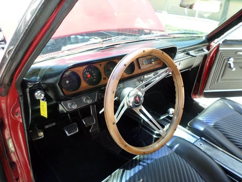 1965 Pontiac GTO  - Punta Gorda FL