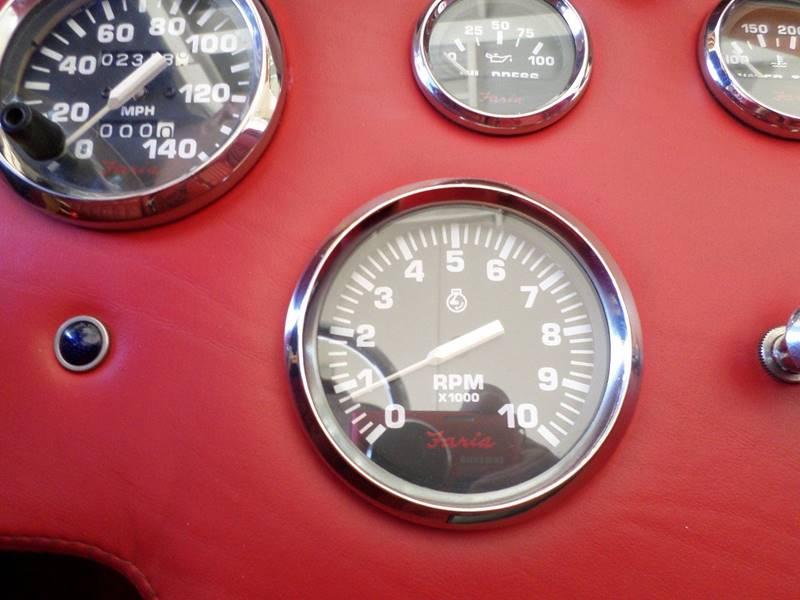 1964 Ford AC Cobra  - Punta Gorda FL
