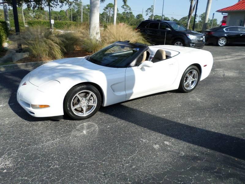 2002 Chevrolet Corvette 2dr Convertible - Punta Gorda FL