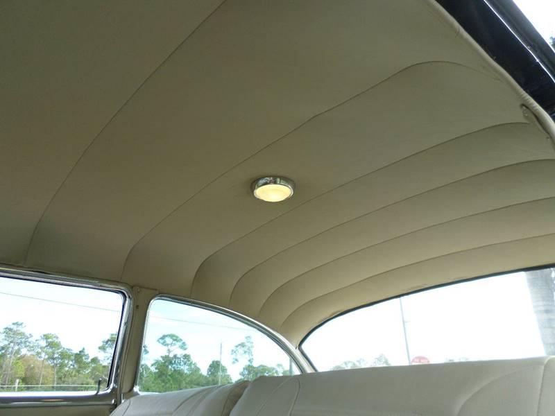 1957 Chevrolet Bel Air two door sedan  - Punta Gorda FL