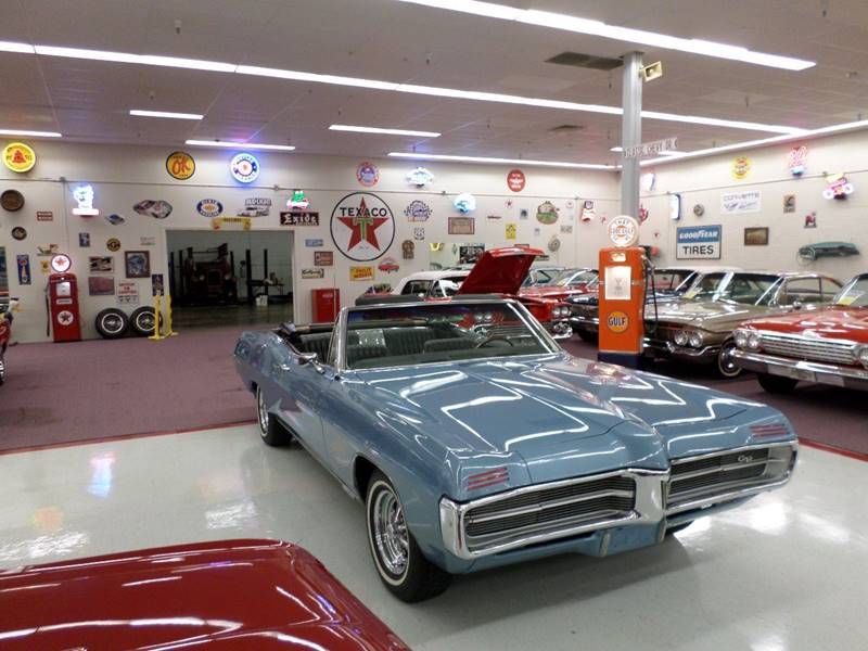 1967 Pontiac Grand Prix Convertible  - Punta Gorda FL