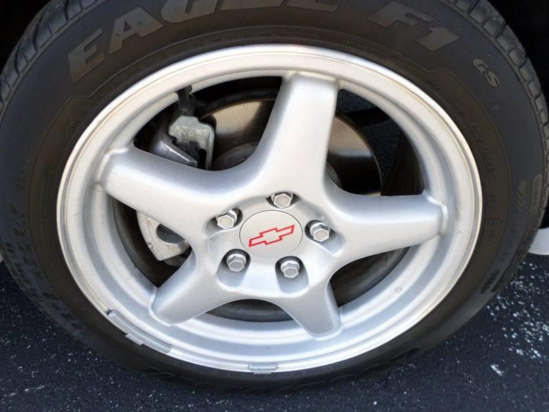 1999 Chevrolet Camaro Z28 SS 2dr Hatchback - Punta Gorda FL