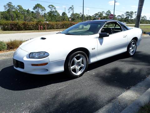 1999 Chevrolet Camaro for sale at MUSCLE CAR CITY LLC in Punta Gorda FL