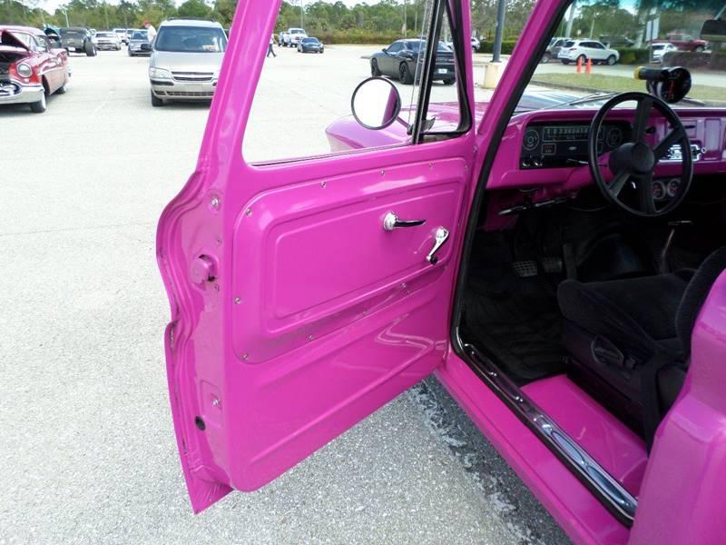 1966 Chevrolet C/K 10 Series Short Box Step Side - Punta Gorda FL