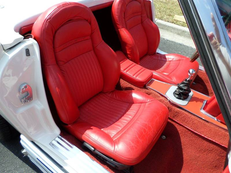 1966 Chevrolet Corvette Resto-mod - Punta Gorda FL