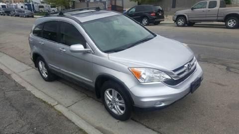2011 Honda CR-V for sale in Salt Lake City, UT