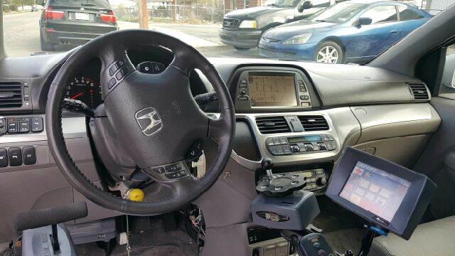 2010 Honda Odyssey Touring 4dr MiniVan In Salt Lake City UT