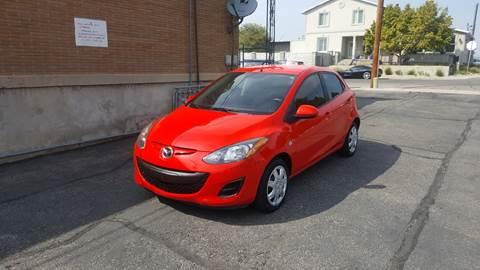 2013 Mazda MAZDA2 for sale in Salt Lake City, UT