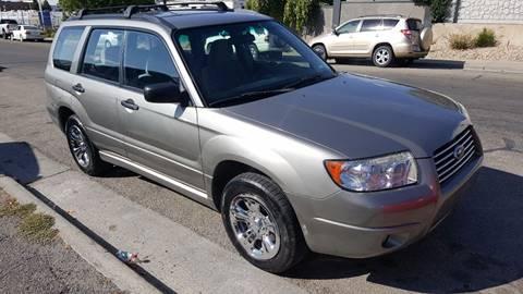 2006 Subaru Forester for sale in Salt Lake City, UT