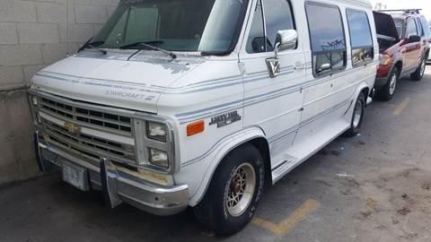 1991 Chevrolet Chevy Van for sale in Salt Lake City, UT