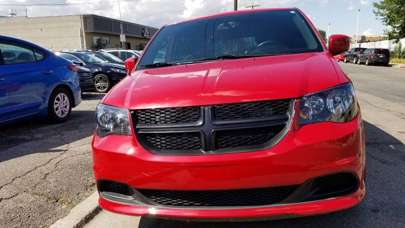 2015 Dodge Grand Caravan SE 4dr Mini-Van - Salt Lake City UT