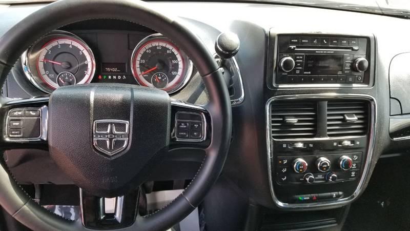 2015 Dodge Grand Caravan SE 4dr Mini-Van - Salt Lake City UT