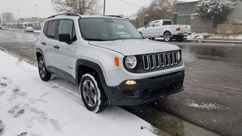 2017 Jeep Renegade for sale in Salt Lake City, UT