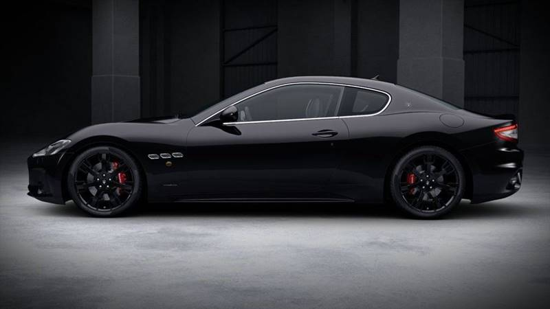 2015 Maserati GranTurismo Sport 2dr Coupe - Salt Lake City UT