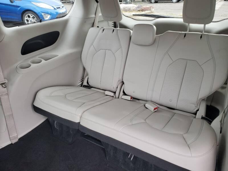 2018 Chrysler Pacifica Hybrid Touring L 4dr Mini-Van - Salt Lake City UT
