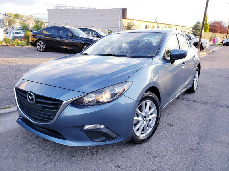 2014 Mazda MAZDA3 i Touring 4dr Sedan 6A - Salt Lake City UT