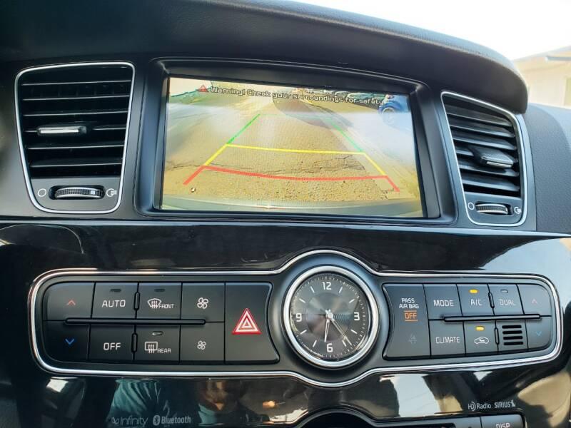 2014 Kia Cadenza Limited 4dr Sedan - Salt Lake City UT