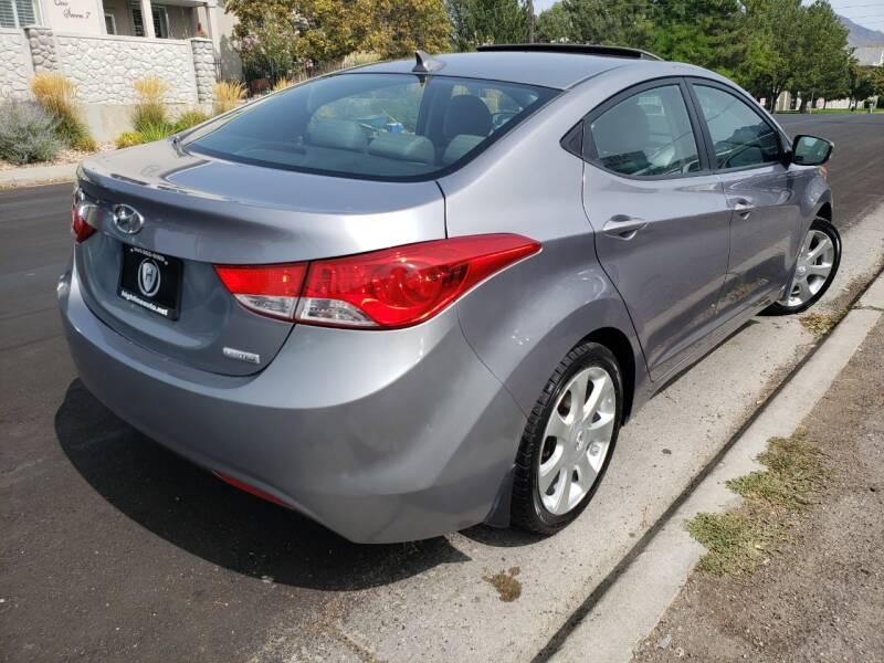 2013 Hyundai Elantra Limited 4dr Sedan - Salt Lake City UT
