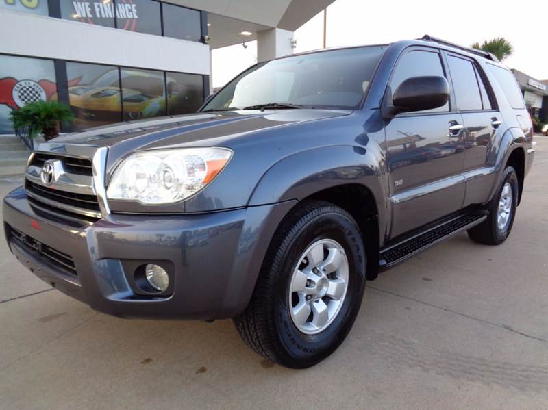 2007 toyota 4runner sr5 4dr suv v6 in houston tx car ex auto sales. Black Bedroom Furniture Sets. Home Design Ideas