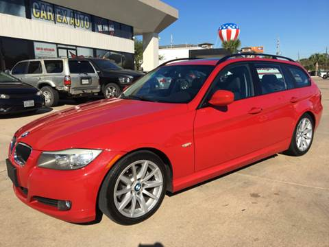 2009 BMW 3 Series for sale at Car Ex Auto Sales in Houston TX