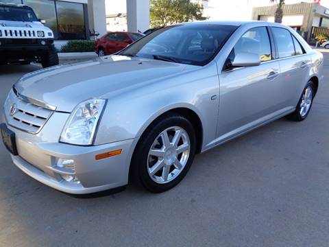 2007 Cadillac STS for sale at Car Ex Auto Sales in Houston TX