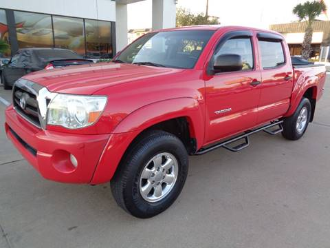 2008 Toyota Tacoma for sale at Car Ex Auto Sales in Houston TX