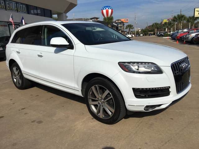 Audi Q AWD T Quattro Premium Plus Dr SUV In Houston TX - Audi 3 suv