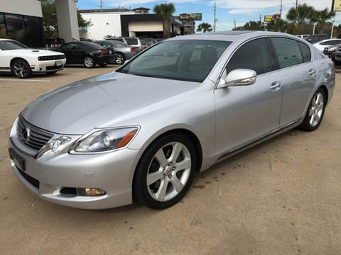 2011 Lexus GS 450h for sale at Car Ex Auto Sales in Houston TX