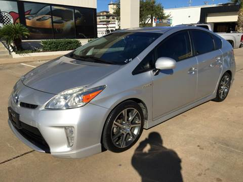 2012 Toyota Prius for sale at Car Ex Auto Sales in Houston TX