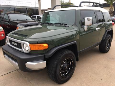 2010 Toyota FJ Cruiser for sale at Car Ex Auto Sales in Houston TX