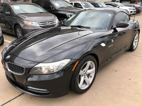 2009 BMW Z4 for sale at Car Ex Auto Sales in Houston TX