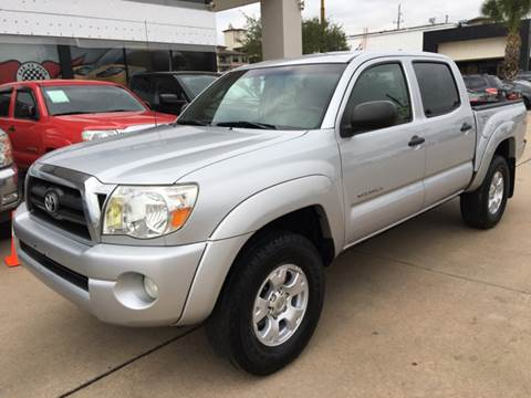 2007 Toyota Tacoma for sale at Car Ex Auto Sales in Houston TX