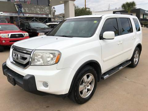 2011 Honda Pilot for sale at Car Ex Auto Sales in Houston TX
