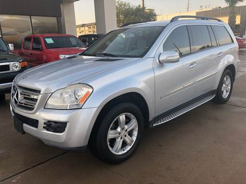 2008 Mercedes-Benz GL-Class for sale at Car Ex Auto Sales in Houston TX