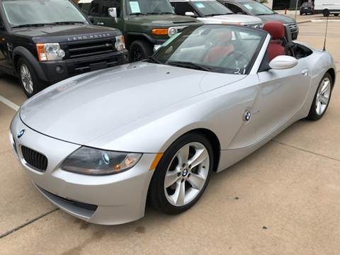 2006 BMW Z4 for sale at Car Ex Auto Sales in Houston TX