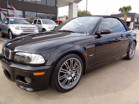 2006 BMW M3 for sale at Car Ex Auto Sales in Houston TX