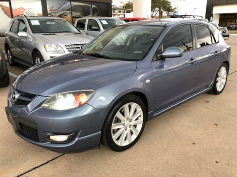 2008 Mazda MAZDASPEED3 for sale at Car Ex Auto Sales in Houston TX