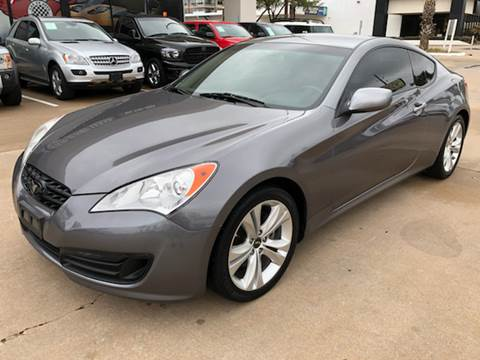 2011 Hyundai Genesis Coupe for sale at Car Ex Auto Sales in Houston TX