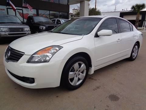2008 Nissan Altima for sale at Car Ex Auto Sales in Houston TX