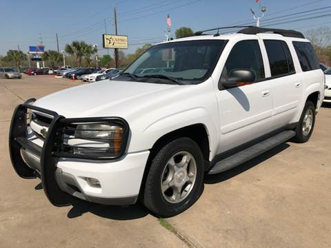 2005 Chevrolet TrailBlazer EXT for sale at Car Ex Auto Sales in Houston TX