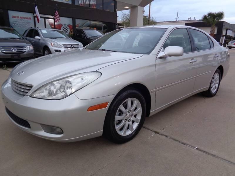 2004 Lexus ES 330 4dr Sedan   Houston TX