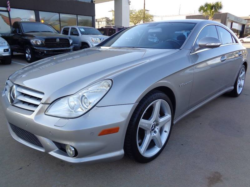 2006 Mercedes-Benz CLS for sale at Car Ex Auto Sales in Houston TX