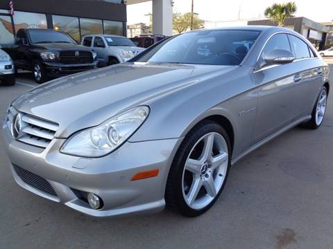 Used mercedes benz cls for sale in houston tx for Mercedes benz for sale houston